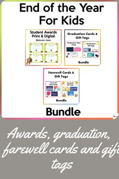 Student Awards, Graduation Cards, High School Students, Classroom Management, Note Cards, Gift Tags, How To Memorize Things, Learning, College Guys