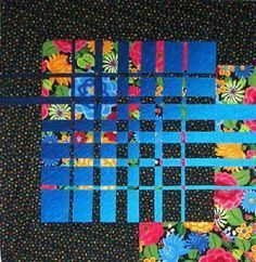 Quilts convergence on Pinterest