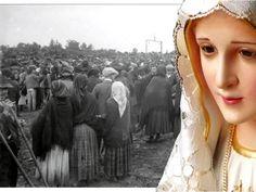 13 de octubre: 99 años del Milagro del Sol realizado enFátima