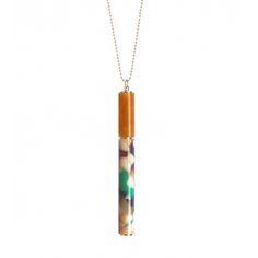 FHH Cigarette Charm Necklace - Confetti Party Set