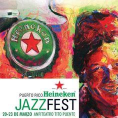 PUERTO RICO HEINEKEN JAZZFEST 2014 del 20 al 23 de marzo en el Anfiteatro Tito Puente en San Juan. DETALLES EN ticketpop.com