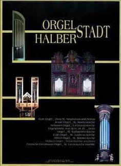 Christoph Bossert - Orgelstadt Halberstadt