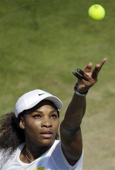 Una legendaria del deporte. Serena Williams