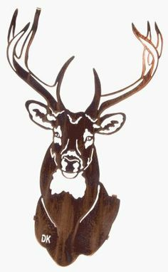 """20"""" Lazart Metal Wall Art Wall Decor - Buck by Laser Wall Art & Home Décor. $83.66. Made in the U.S.A. Laser Cut Metal Wall Art. Easy hang hooks located on the back of the art piece. LAZART metal art is crafted from cold-rolled American steel using the highest degree of laser cutting technology combined with fine art from talented artisans. Proudly made in the U.S.A There are small and well hidden tabs on the back of the wall art to"""