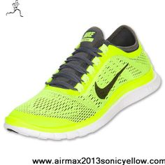 1d043b93eddc Buy Nike Free Mens Volt Dark Grey White 580393 701 with best discount.All Nike  Free Mens shoes save up.