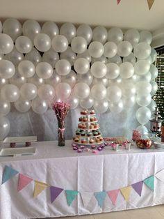 Mesa de dulces - primera comunion