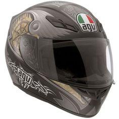 AGV K4 Evo Explorer Full Face Motorcycle Helmet - AGV Motorcycle Helmet - Fly-N-Cycle