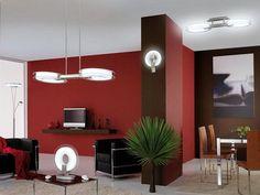 Iluminación Elegante para Salas de Estar - Para Más Información Ingresa en: http://fotosdesalas.com/iluminacion-elegante-para-salas-de-estar/