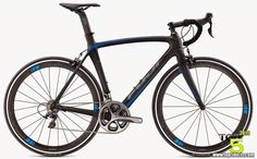 TOP 5 - BICICLETAS DE CARRETERA: La FUJI SST 1.1 nos enseña lo que es una bici aero...