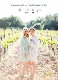 Doie Lounge #bridesmaids robes (scheduled via http://www.tailwindapp.com?utm_source=pinterest&utm_medium=twpin&utm_content=post12993152&utm_campaign=scheduler_attribution)