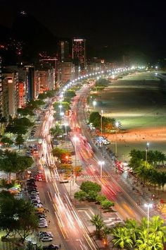Copacabana by Terry George.