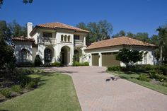 Model home in FishHawk Ranch -Arthur Rutenberg Homes: Gulfport