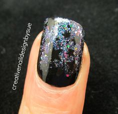 Creative Nail Design by Sue: Lazy Days of Summer-Summer Nights
