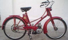 1954 Mobylette GAC AV63 49cc