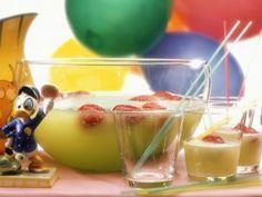 Rezept: Fruchtbowle für Kinder