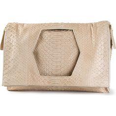 DESA 1972 nude clutch bag found at Nudevotion.com Nude Clutch Bags, Detail
