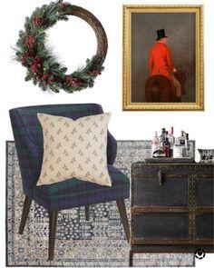 Cabin Christmas, Whimsical Christmas, Elegant Christmas, Plaid Christmas, Vintage Christmas, Neutral Pillows, Minimalist Christmas, Holiday Style, Christmas Fashion