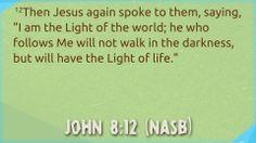 Sermon verse slide, March 2011