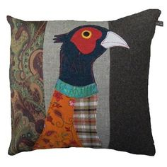 Pheasant 1 Cushion