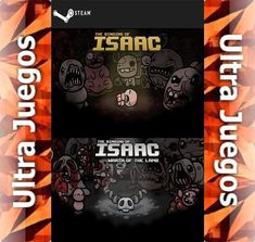 The Binding of Isaac + Wrath of the Lamb DLC (STEAM KEY) DIGITAL