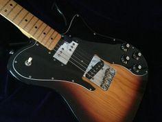 '72 Fender Vintage Telecaster Custom Reissue