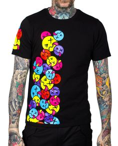 MENS SIDE TONGUE T