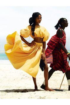 Mario Testino Vogue covers, photos and shoots (Vogue.com UK)