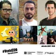 Instameet de Verano en Fundación Telefónica #VenteEl20