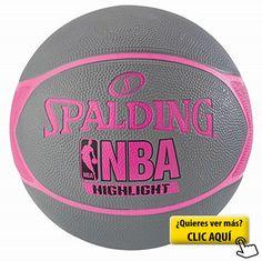 Spalding NBA Highlight 83-475Z Balón de... #balon #basket