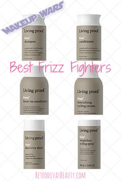 Makeup Wars Best Frizz Fighters to beat the summer heat