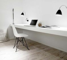 i think i've decided how my workspace will look like