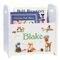 Personalized Book Caddy Myb