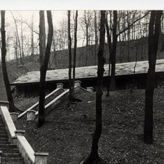 Beatty Park shelter lodge :: Ohio Guide Collection