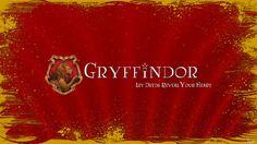 Hogwarts House Wallpaper : Gryffindor by TheLadyAvatar.deviantart.com on @DeviantArt