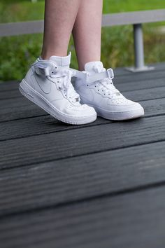 Air Force 1 Nike On Girls
