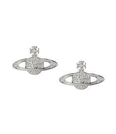 Mini Bas Relief Earrings #AW1415