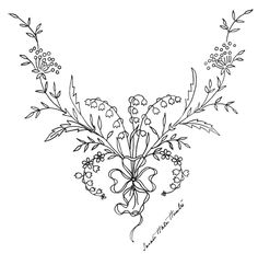 lily-of-the-valley-embroidery-transfer-1913