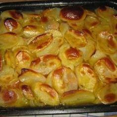 Kasseler Ofen-Eintopf und 87.000 weitere Rezepte entdecken auf DasKochrezept.de Pampered Chef, Oven Baked, Stew, Macaroni And Cheese, Food And Drink, Low Carb, Potatoes, Meat, Baking