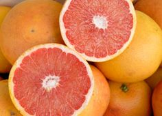 """Ruby red grapefruit trees. Can be grown in containers and brought inside during winter. $149.95 for a 5 foot tall """"Instant Orchard"""" tree."""