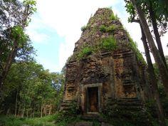 Il Viaggiatore Magazine - Tempio del sito Sambor Prei Kuk, Cambogia