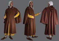 Tabardo - Hábito de frade que era usado por leigos da ordem dos carmelitas.