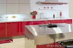 Resultado de imagem para casa moderna interior cozinha