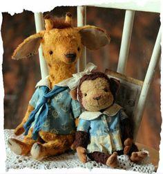 Сказки стареньких игрушек: Чуточку экзотики...?..!!!!!!