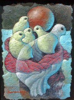 Haitian Art, Original Paintings, Peace, Thoughts, The Originals, Canvas, Artist, American Art, Tela
