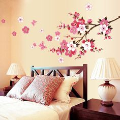 Item specifics    									 			Condition:  												New with tags  									 			Brand:   Unbranded     									 			MPN:   Does Not Apply   									 			UPC:   Does Not Apply     									 			EAN:   Does Not Apply    							 							  US Removable Blossom Flower Butterfly Vinyl Decal Wall... - #Decor https://lastreviews.net/home/decor/us-removable-blossom-flower-butterfly-vinyl-decal-wall-home-sticker-room-decor/