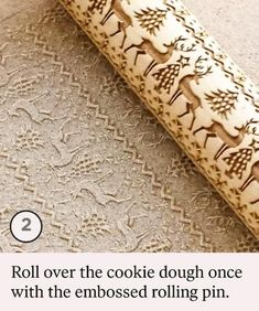 English Biscuits, Cookie Dough Recipes, Shortbread Recipes, Pastry Brushes, How To Make Cookies, Food Gifts, Rolling Pin, Beautiful Christmas, Yummy Cakes