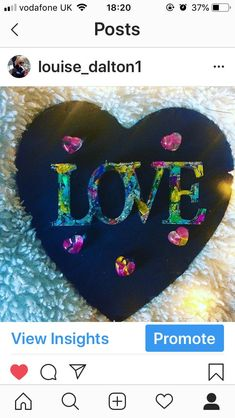 This very pretty free standing love keepsake , is so pretty and a great way to preserve small flowers and petals . I have mounted quiet a few of these onto slate . Many thanks Lou
