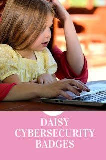 A Brownie Leader's Journal: Daisy Cybersecurity Badges Girl Scout Daisy Activities, Scout Activities, Family Activities, Girl Scout Badges, Brownie Girl Scouts, Girl Scout Leader, Girl Scout Troop, Security Badge, Daisy Girl Scouts