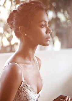 sidibeauty:  Sidi Beauty Zoe Saldaña