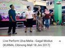 Full Video @Youtube https://youtu.be/jpTOWr0KXeU Perform @ulvamahmelia.94 Gagal Modus #live #kurma #kreasimusikramadhan @nagaswaraofficial @nagaswarafmbgr @cibinongmall #bogor